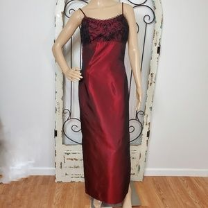 Jessica McClintock formal gown size 5